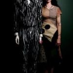 Maquíllate como Jack y Sally para este Halloween