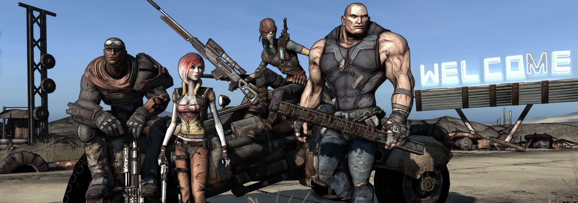 Personajes de Borderlands
