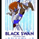 Black Swan: Cisne Negro (con armadura)