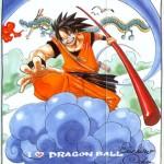 Tributo a Dragon Ball por diferentes autores
