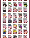 100 posibilidades de Kirby