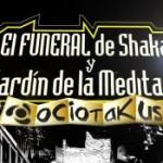 El funeral de Shaka, el poster