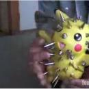 Pikachu como sujeto de prueba para experimentos