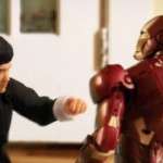 Bruce Lee vs Iron Man