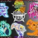 Caballeros del Zodiaco Doblaje en español: Hades TV