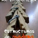 Ociotaller: transmutando estructuras ociosas de madera