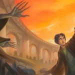 Reveladas las portadas del nuevo libro de Harry Potter: Deathly Hallows