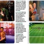 Imágenes de algunos juegos para el Wii