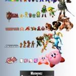 Personajes de Nintendo segunda parte