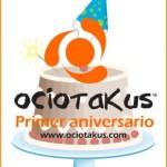 Feliz Aniversario Ociotakus! los invitamos a la fiesta…