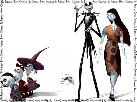 Maquíllate como Jack y Sally para este Halloween -   Ociotakus ...