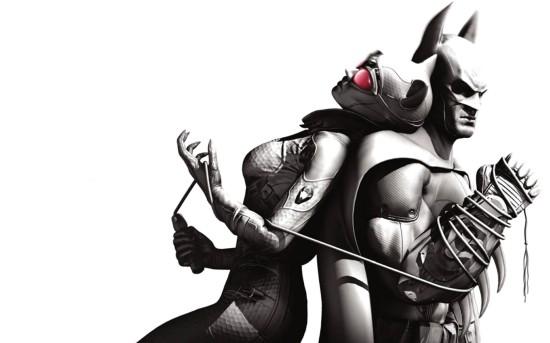 Batman y Gatúbela