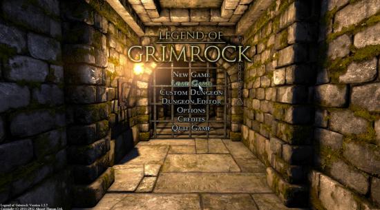 Qué es Legend of Grimrock Screen Shot 12:29:15, 11.18 PM