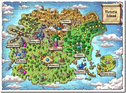 Nuevo Mapa de Maplestory